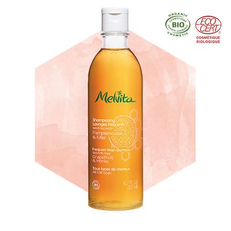 Bio-Shampoo für häufiges Waschen