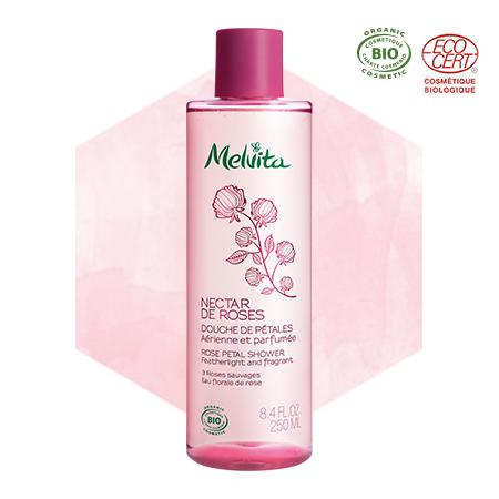 Blütenblätter-Dusche