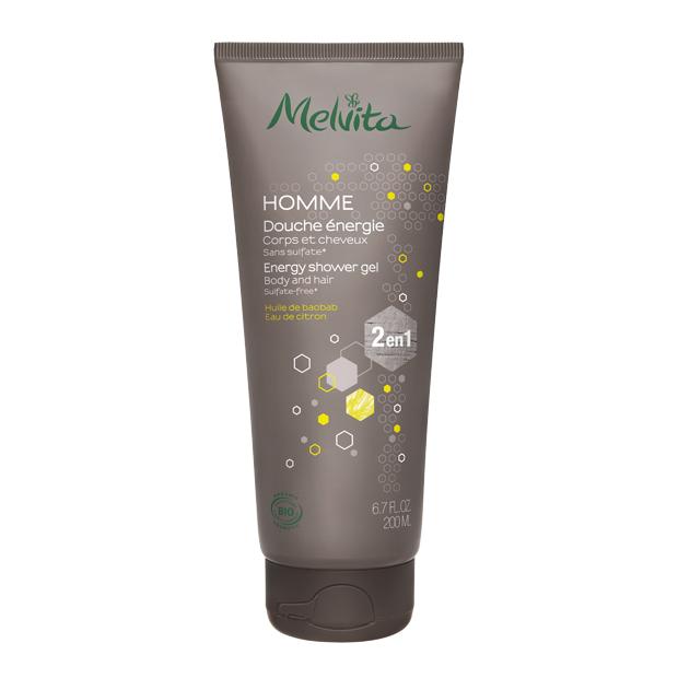 Bio-Duschbad-Shampoo für Herren