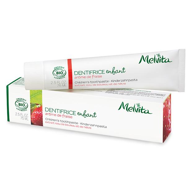 Bio-Zahnpasta für Kinder