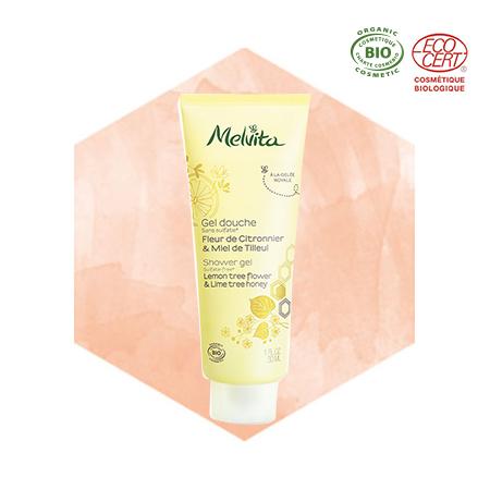Lemon tree flower & lime tree honey Shower gel