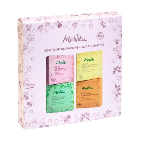 Box of 4 soaps