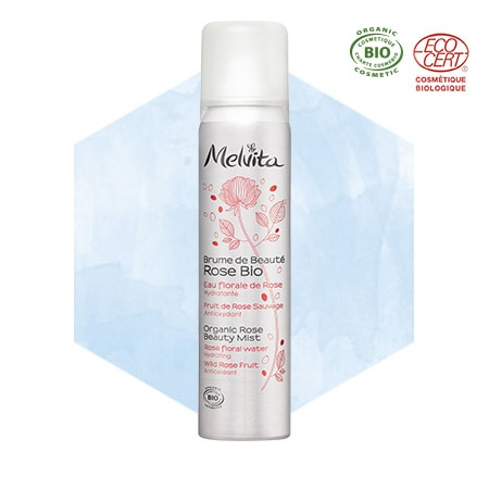Organic Rose beauty mist