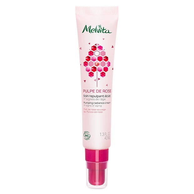 Pulpe de rose plumping radiance cream