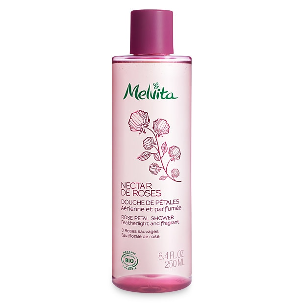 ROSE PETAL SHOWER GEL