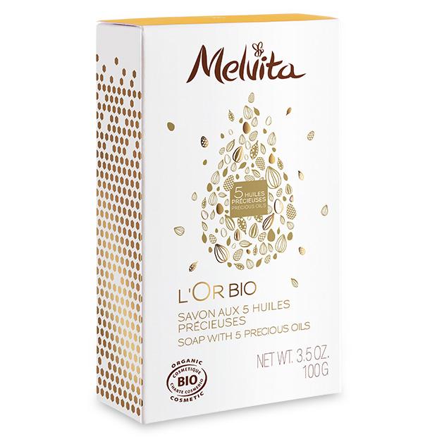 L'Or Bio Organic Extraordinary Soap with 5 Precious Oils