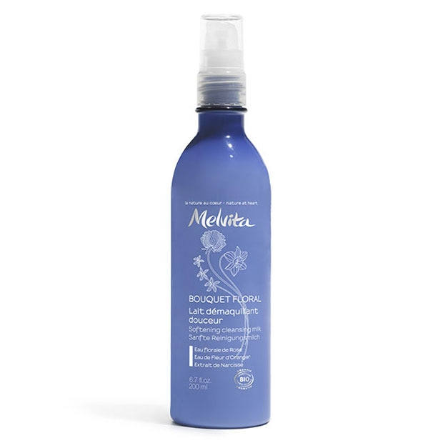 Floral Bouquet Softening Cleansing Milk