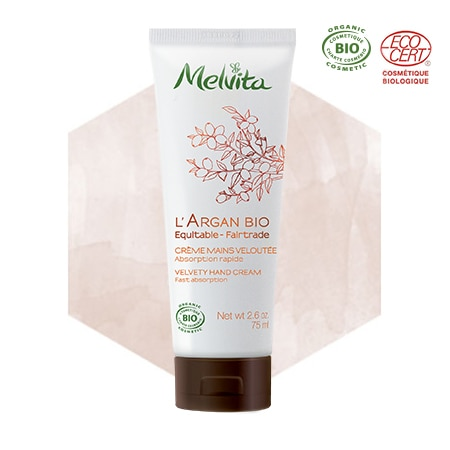Crema mani all'argan bio