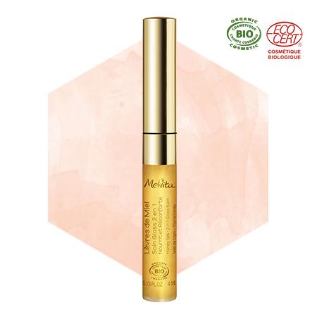 Gloss labbra al miele bio