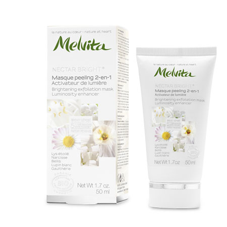 Nectar Bright® Brightening exfoliation Mask
