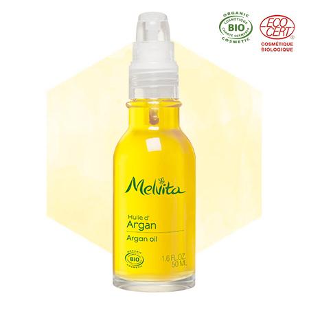 Olio di argan bio - viso e corpo