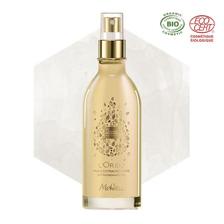 Olio straordinario bio spray - viso, corpo e capelli