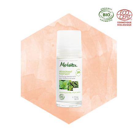 Organic 24h Effectiveness Deodorant