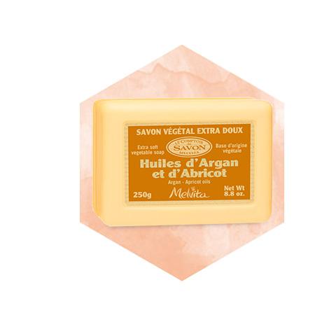 Organic Apricot and Argan Soap