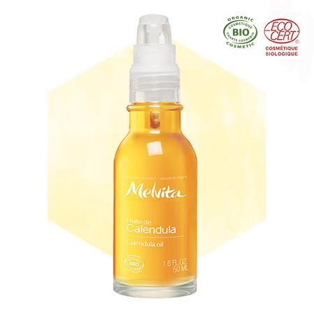 Organic Calendula Oil - Face and Body