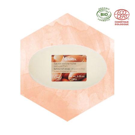 Organic Extra-Rich Argan Soap
