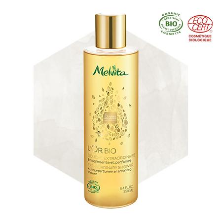 Organic Extraordinary Shower Gel