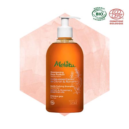 Organic Purifying Shampoo