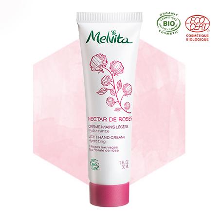 Organic Rose Hand Cream