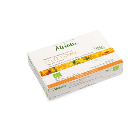 Organic Royal Jelly Supplement - Vials