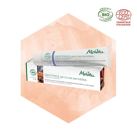 Organic Sensitive Gums Toothpaste