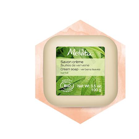 Verbena Leave Cream Soap Bar