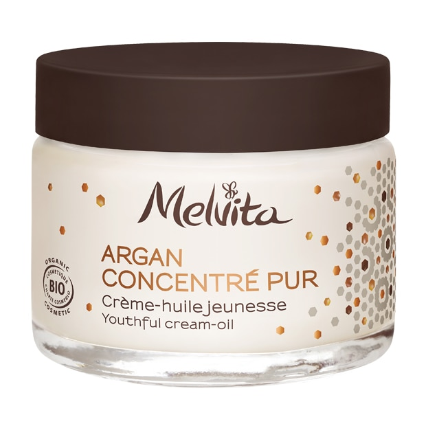 Crema anti-età all'olio di argan bio - viso