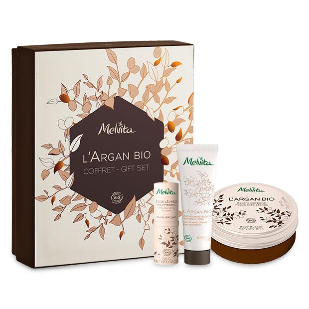 L'argan Bio Coffret - Gift Set