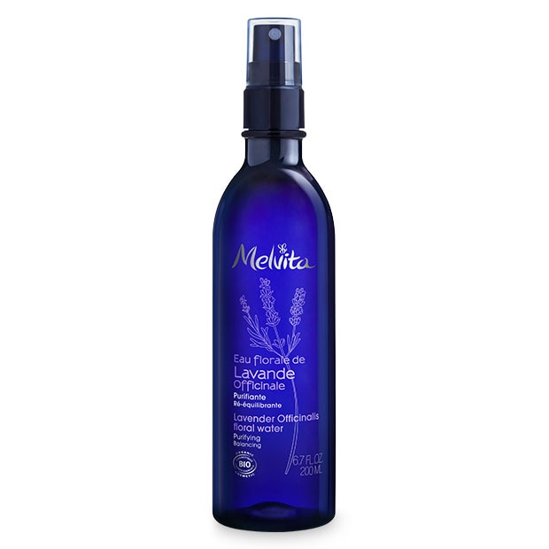 Lavender Officinalis Floral Water Spray