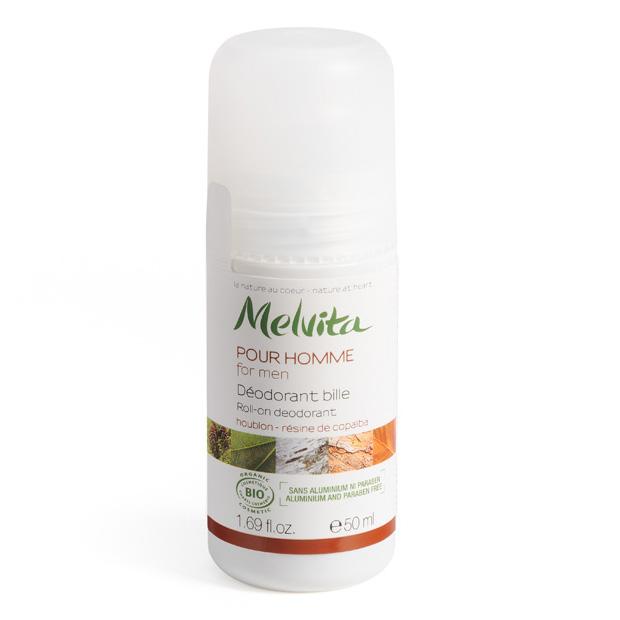 Men's Organic Deodorant