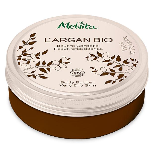 Organic Argan Oil Body Butter