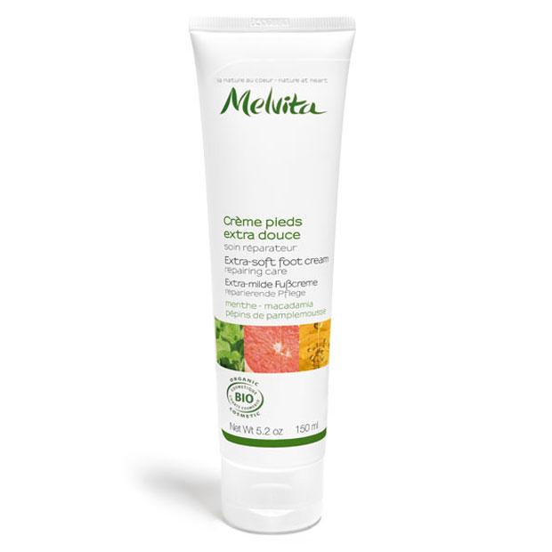 Extra-soft foot cream