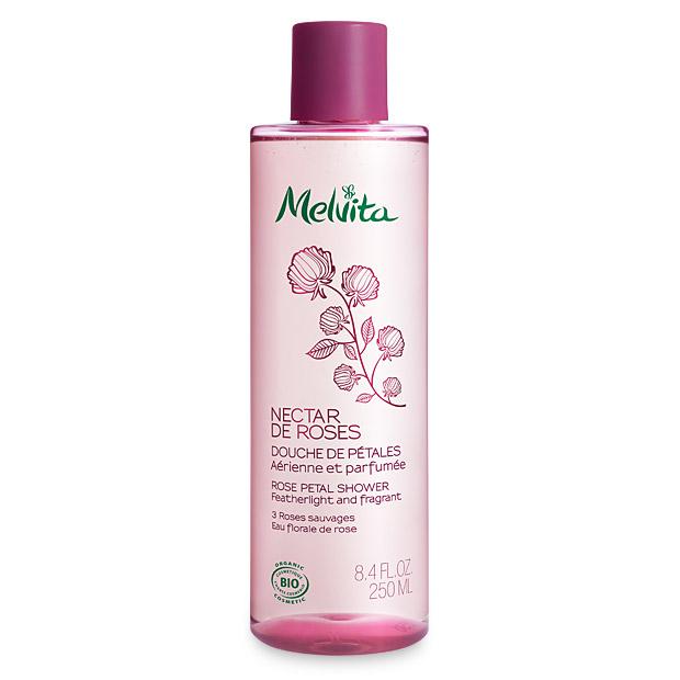 Rose Petal Shower Gel