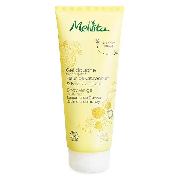 Shower Gel White Lemon Tree Flower & Lime Tree Honey