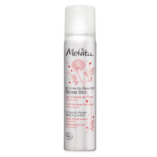Spray di Bellezza alla Rosa biologica