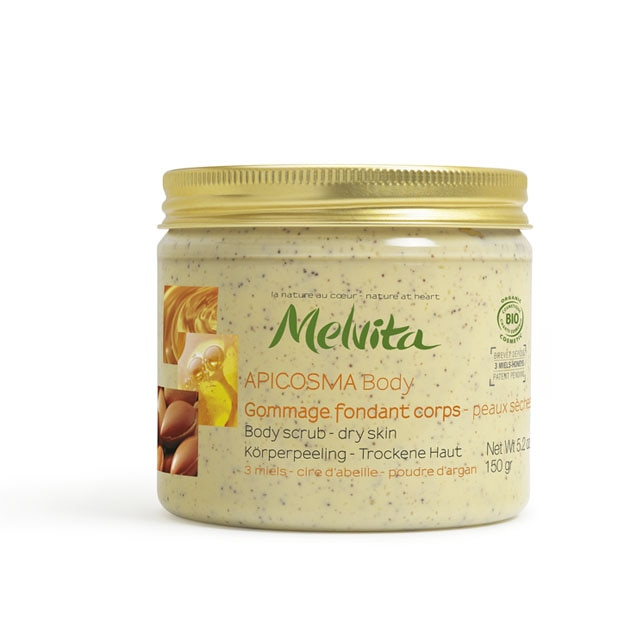 Ultra-nourishing scrub