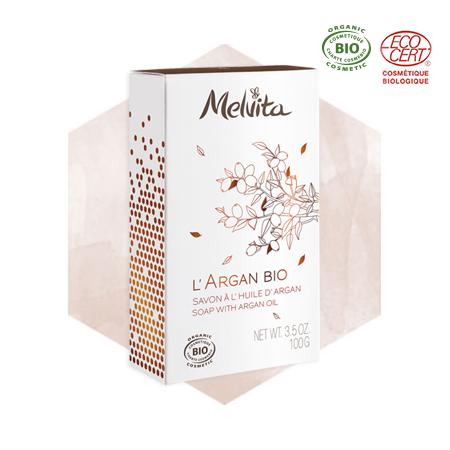 L'Argan Bio Organic Soap wtih Argan Oil