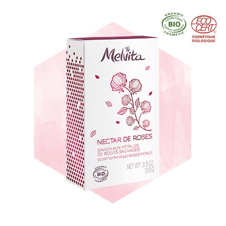 Nectar de Roses Organic Soap