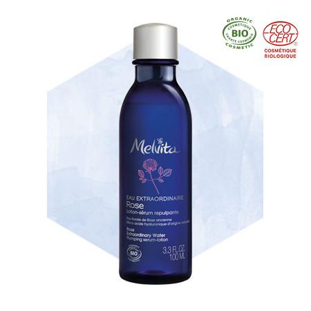 Melvita Rose Plumping Serum-Lotion