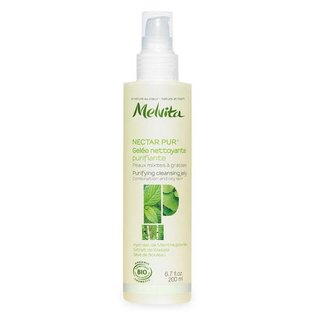 Purifying cleansing gel