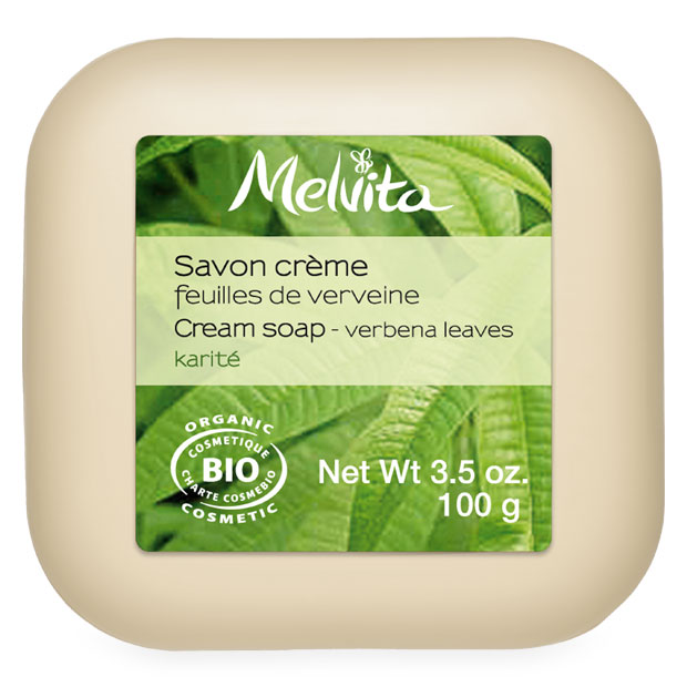 Verbena Leaves Cream Soap
