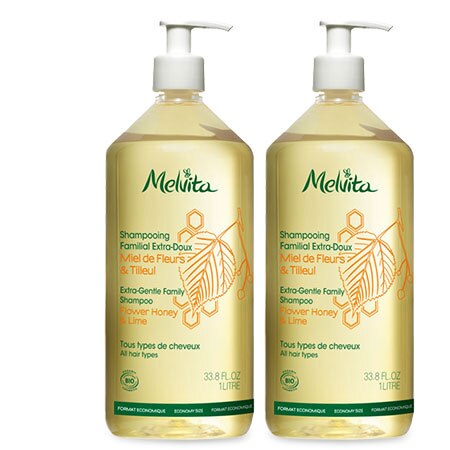 Duo familial shampooing 1L