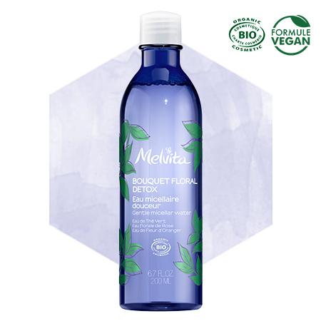 eau micellaire detox bio Melvita