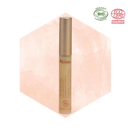 Gloss lèvres au miel bio