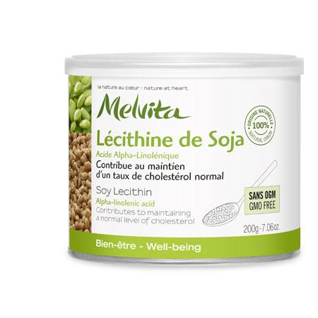 Lécithine de soja bio
