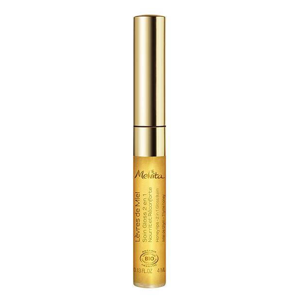 Gloss lèvres au miel