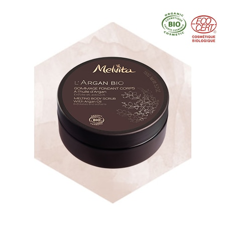 Argan Bio Melting Body Scrub