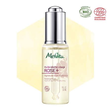 Beauty Oil for face Rose+