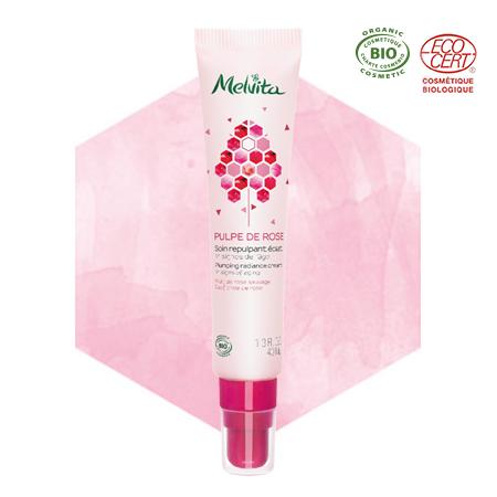 Glättende Creme für strahlende Haut