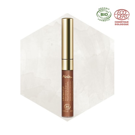 Gloss 2-in-1 golden lips